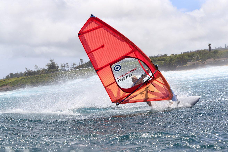 neilpryde fly voile windsurf
