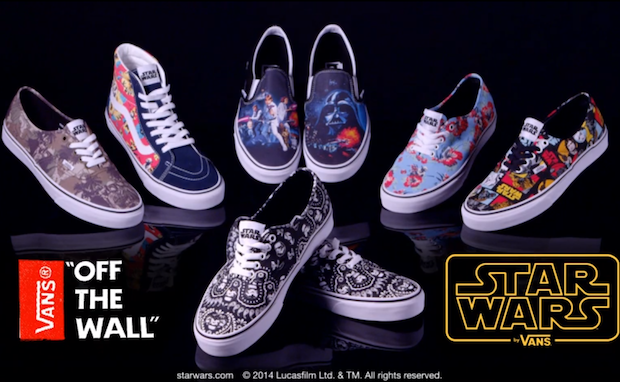 Star-Wars-x-Vans-Video