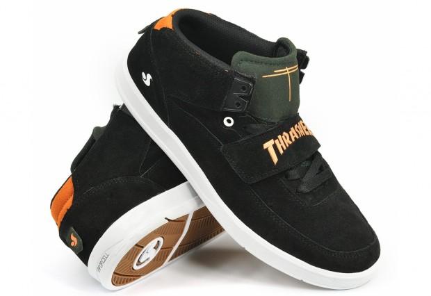 DVS Torey 3 Black Thrasher Suede UK8,9,10-1600x1100