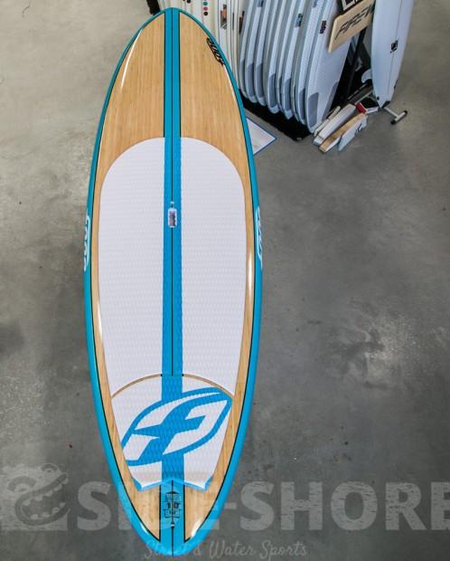 F.One SUP Paddle Manawa 2015