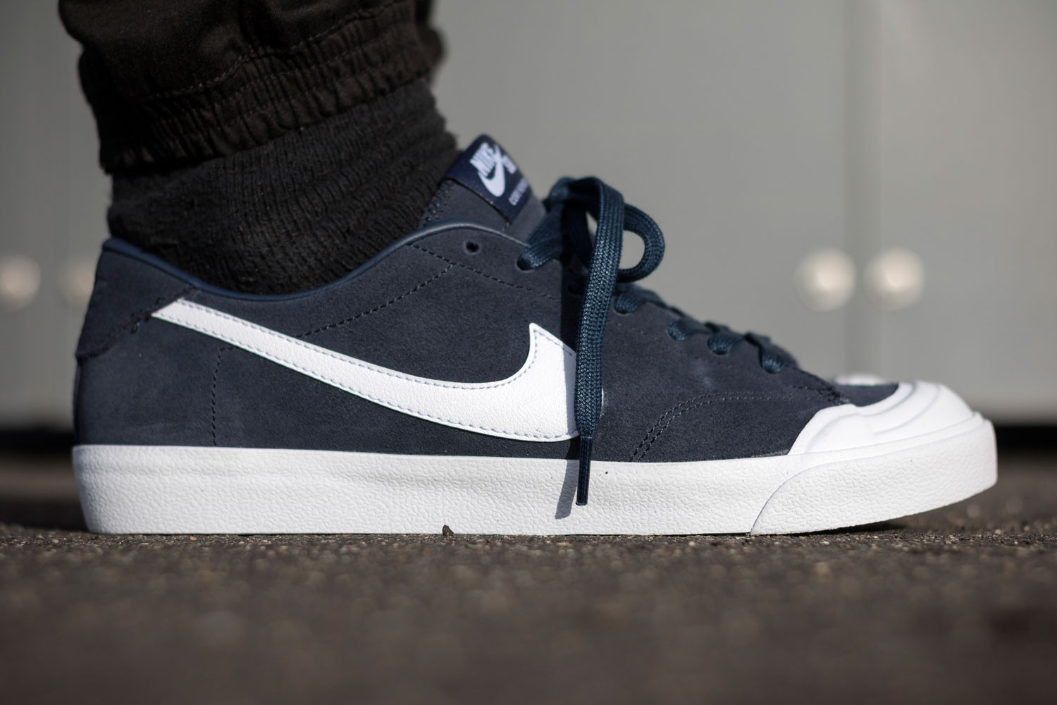 new concept 36fe0 1517b Shoes Of Da Week   Nike SB Zoom All Court CK   SIDE-SHORE - Le Blog