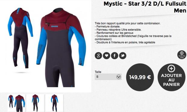 mystic star fullsuit