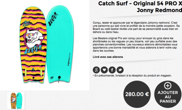 catch surf original Jonny Redmond
