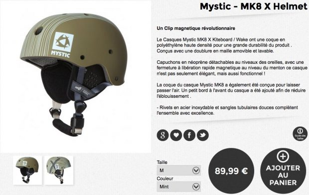 mystic MK8 X