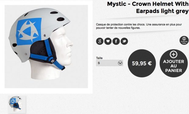 mystic crown helmet