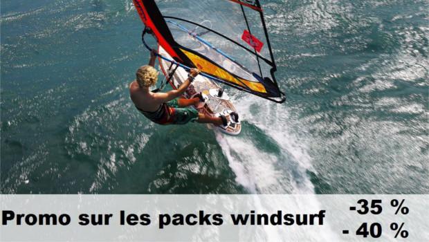 Des Packs Windsurf Pour L Ete Side Shore Le Blog