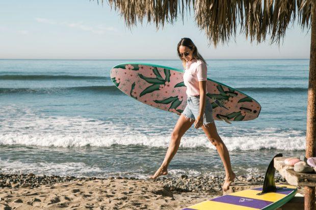 Softboard planche en mousse promotion
