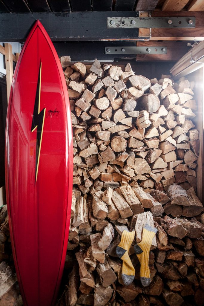 handmade cali surf