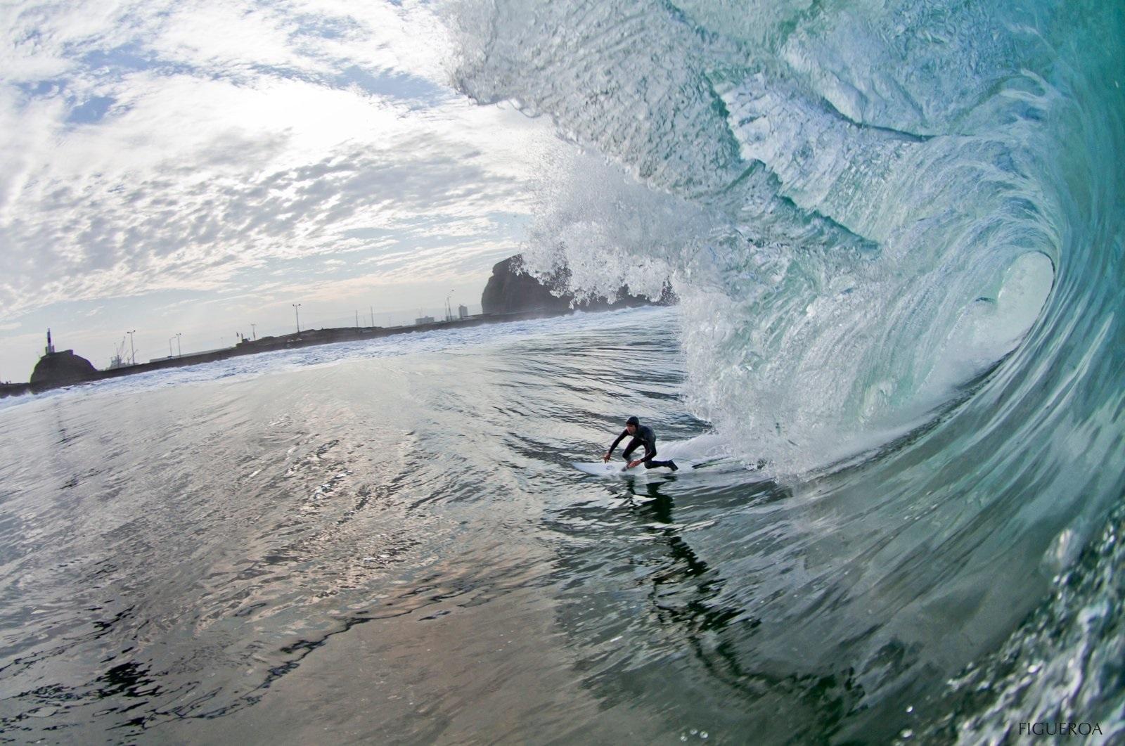 hand made cali surf