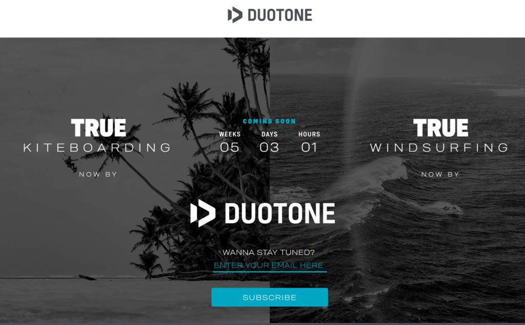 Duotone marque de kitesurf bintôt disponible sur www.side-shore.com