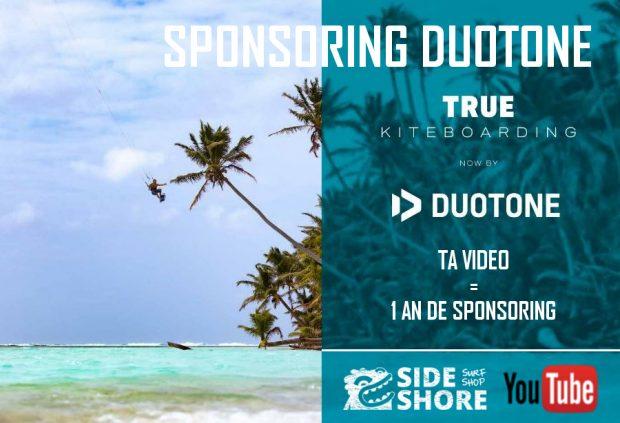 Sponsoring duotone