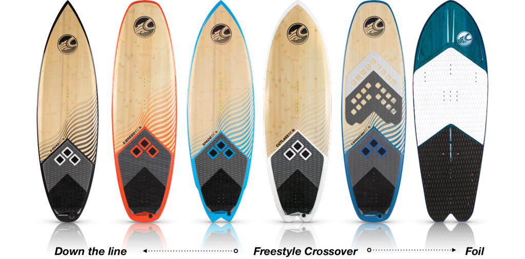 Kite Cabrinha Surfboards 2019 Spectrum