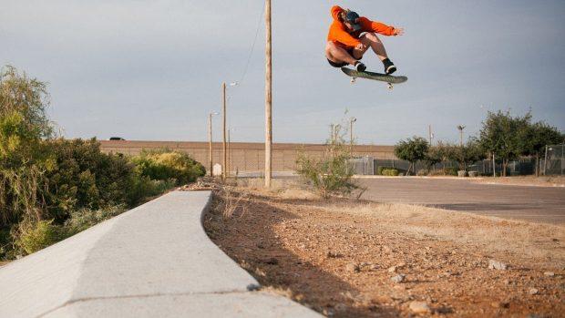 jamie foys skateboard