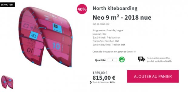 neo 2018 side shore
