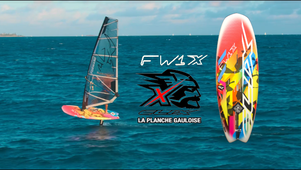 elix funboard FW1X