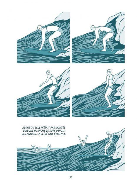 In waves aj dungo casterman