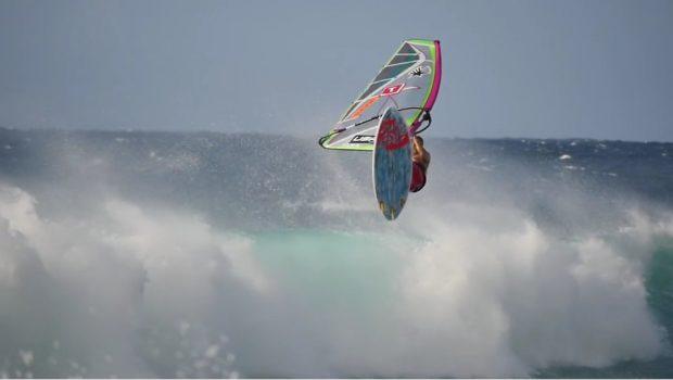 scorcher k4fins windsurf aileron
