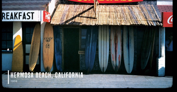 Bing surfboard shop