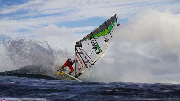 K4 fins windsurf aileron