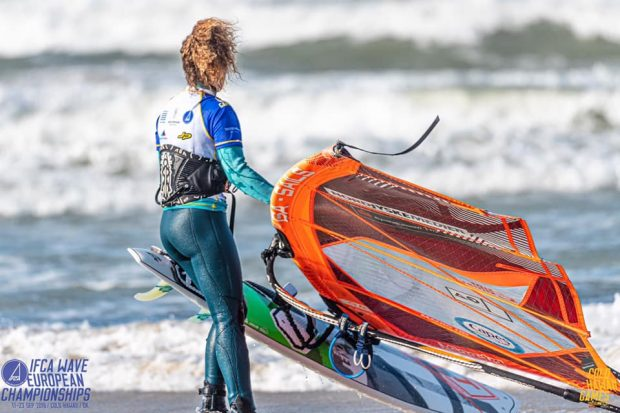 jamaine carlotti windsurf tabou gaastra