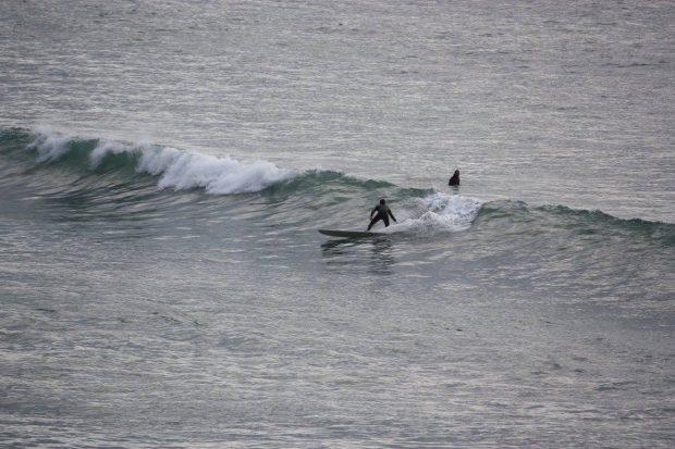 Side Shore sup surf