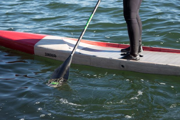 Blackfish paddles viento Side Shore pagaie