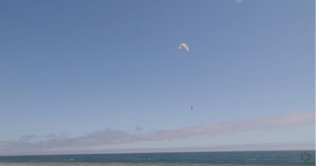 Duotone kitesurf