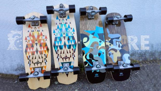 Carver Skateboards