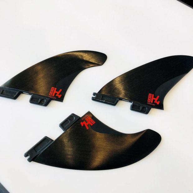 FCS FH4 fin set