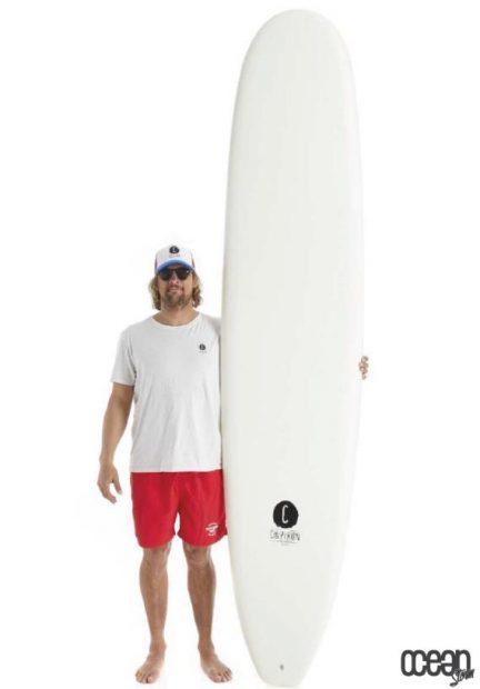 longboard Dance Floor ocean storm Chipiron surfboards