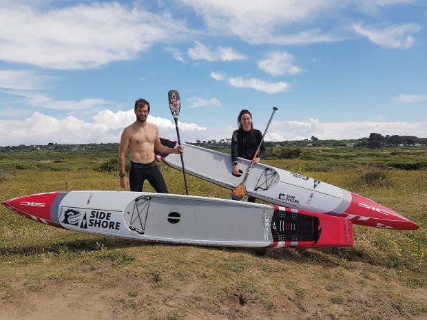 ocean paddle camp