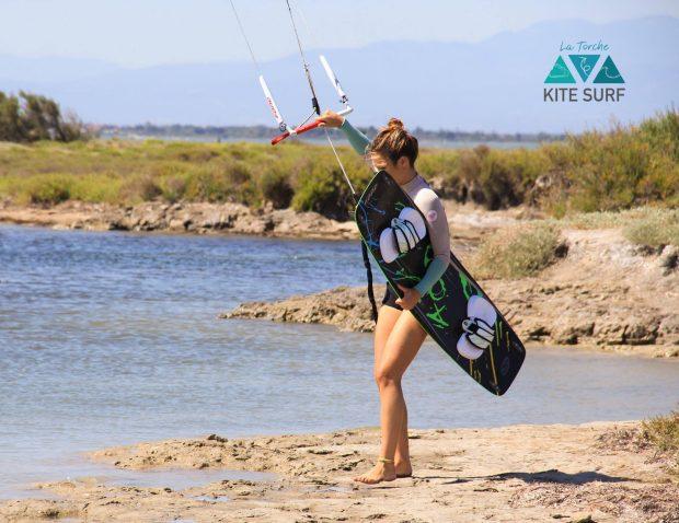 la torche kitesurf