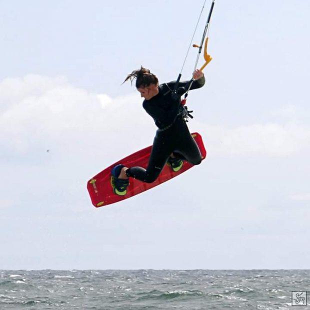 Team Side Shore kite